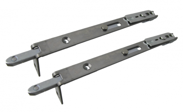 Avocet uPVC French Door Shootbolt. French Door GU Ferco Shotbolt top Bolt Overall Length - 160mm (not including teeth). French door Shotbolt Extensions 160mm. French Door parts, where to buy parts for french doors, a parts for french door locks,