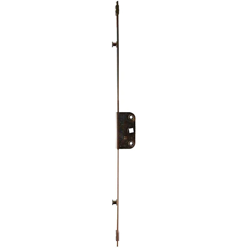 20MM BACKSET MILA 250MM INLINE ESPAG WINDOW LOCK Inline Espag Lock 20mm Backset 250mm