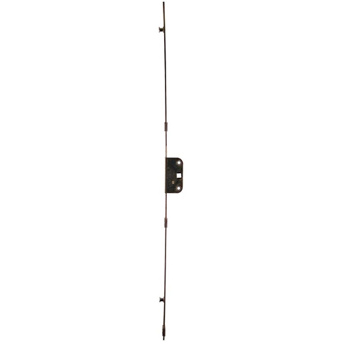 20MM BACKSET MILA 600MM INLINE ESPAG WINDOW LOCK. Inline Espag Lock 20mm Backset 600mm