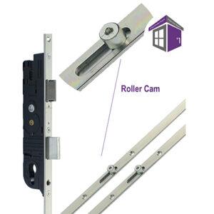 GU Ferco Multipoint Upvc Door Lock Mechanism with 4 Roller cam 92pz for gearbox - 35mm