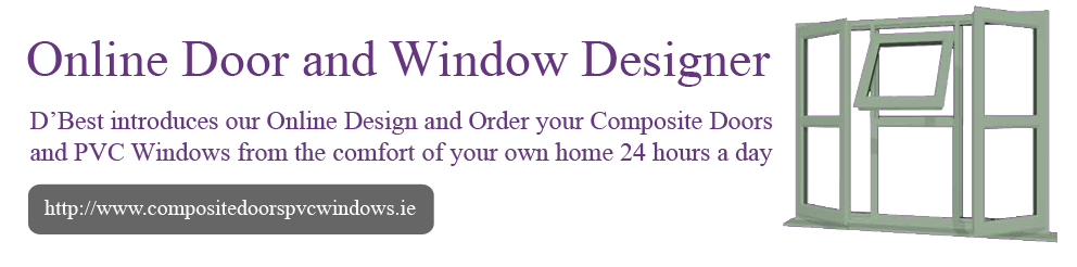 Design your own windows online, pick your style, colour, glass, and hardware, order and have them delivered, all from the comfort of your own home, so salespeople, no time off to arrange consultations, just design, order, and pay 24 hours a day.