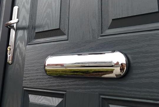 PVC, composite, wooden Door Letter Box