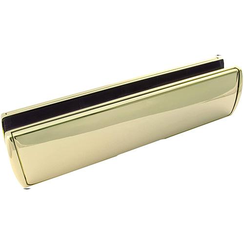 Mila Gold Prolinea Wood, Composite Upvc Door Letterbox Solid Metal Heavy Duty letterbox