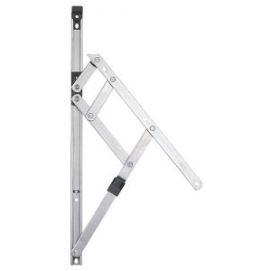 Nico 20 inch 510 mm top hung window hinge. these hinges are for larger top opening windows. They are Nico Brand.