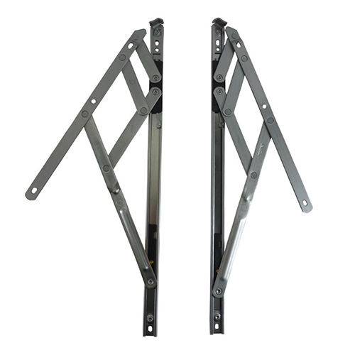 Friction Hinge, Standard Duty, for Side Hung Windows, Egress/Easy Clean. Unhanded
