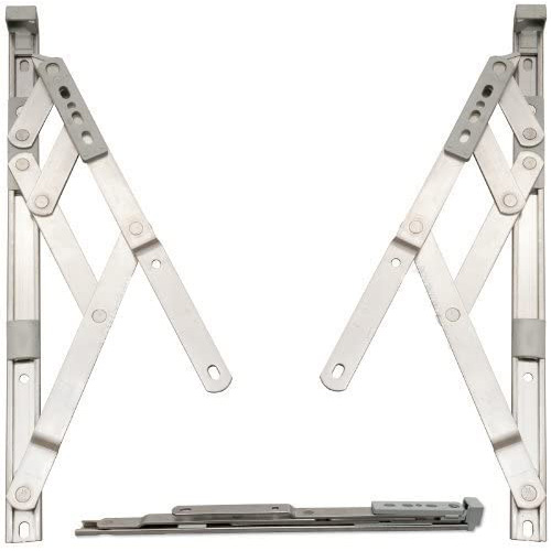 """20"""" inch 510mm Top Hung Window Stays/Friction Hinges"""