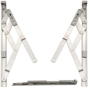 Friction Window Hinge Top Hung 13mm – 510mm (20 Inch)
