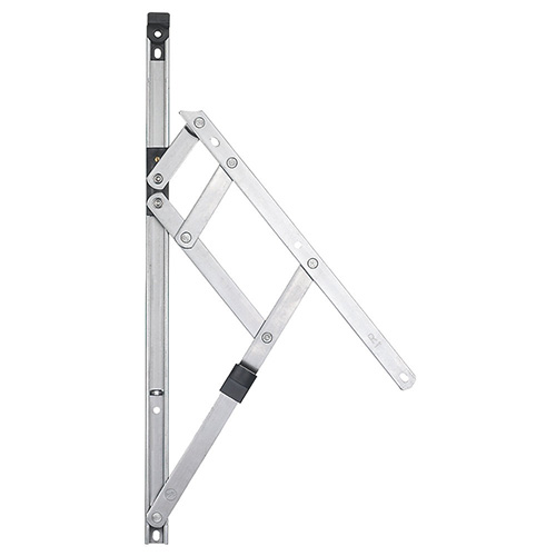 Top Hung Hinges have the following characteristics: The handle is at the bottom of the sash. The hinges are on the side of the sash. The window pushes out from the bottom and opens in an upward direction. There are different styles of double glazed windows and we have various friction hinges to suit them such as Side Hung, Egress Easy Clean, Restricted Opening. Click on the different style to go to that page