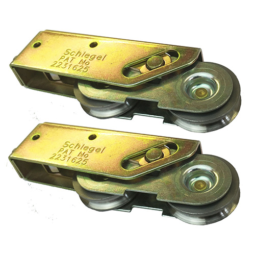 Low to Highline Patio Roller Rollers for Sliding Patio Doors. Low to High Line Tandem Patio Rollers