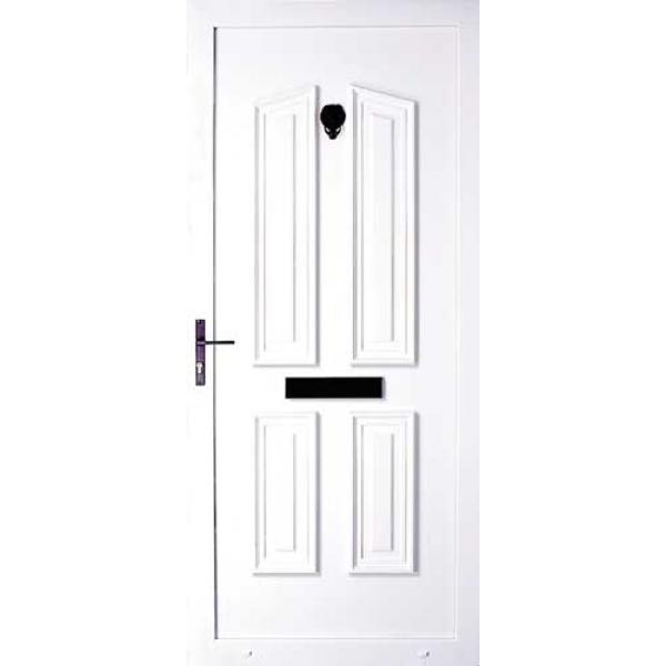 The Bann solid door Panel