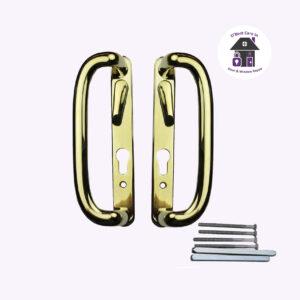 buy gold Mila Inline Patio door Handle best place to buy mila patio handles online