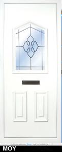 The Moy PVC Door Insert panel for sale