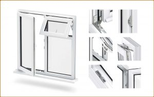 Double Glazing Spares and UPVC Replacement Window Parts for windows, .such as handles, hinges, locks or mechanisms used for all UPVC maintenance