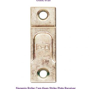 SIEGENIA-Upvc Door Roller Keep Strike Plate receiver 0720