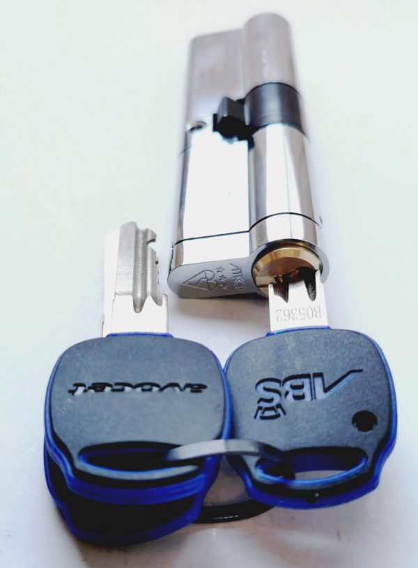 Avocet ATK Euro Cylinder Lock 3 Star Security door Lock