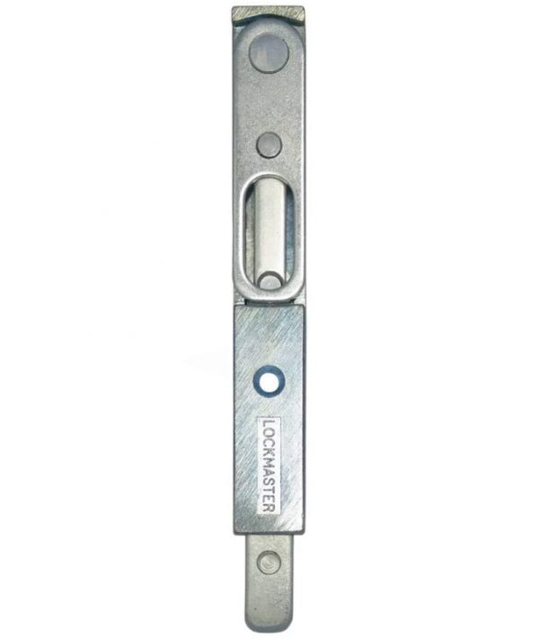 buy Lockmaster Finger Opated Shoot Bolt. Finger Operated Shoot Bolts. Size = 130mm x 18mm online double door shootbolt, security for french doors