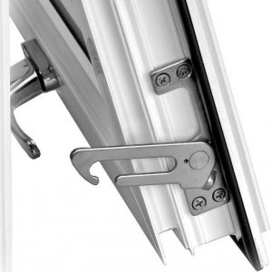 concealed safety restrictors for pvc woode and aluminium windows, safety for children, stop children falling from windows