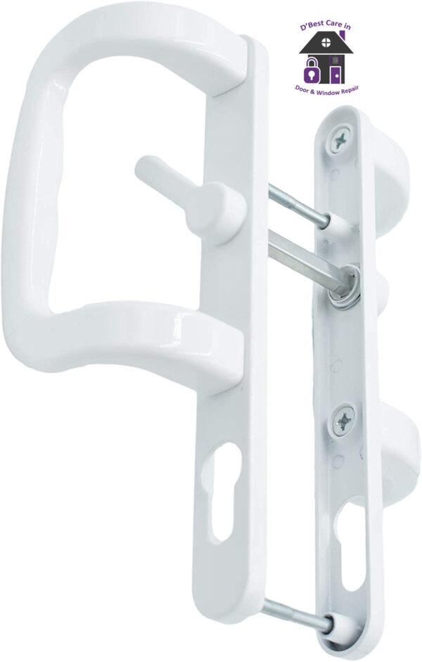 white sparta sliding patio door handle 92pz 92mm for sale online, online store in Ireland near me