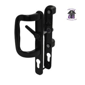 buy black Trojan Sparta 92PZ Sliding Patio Door Handle