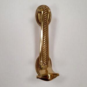 special offer, discount, sale economy buy georgian doctor knocker scroll in brass online