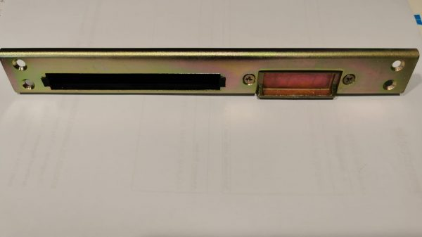 buy online Replacement centre keep receiver for use on uPVC doors to take the latch and deadbolt for multi-point door lock mechanism