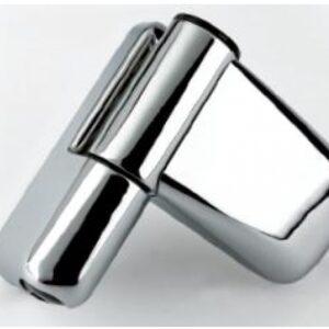 Mila ideal flaf hinge for px doors french doors back doors front doors chrome
