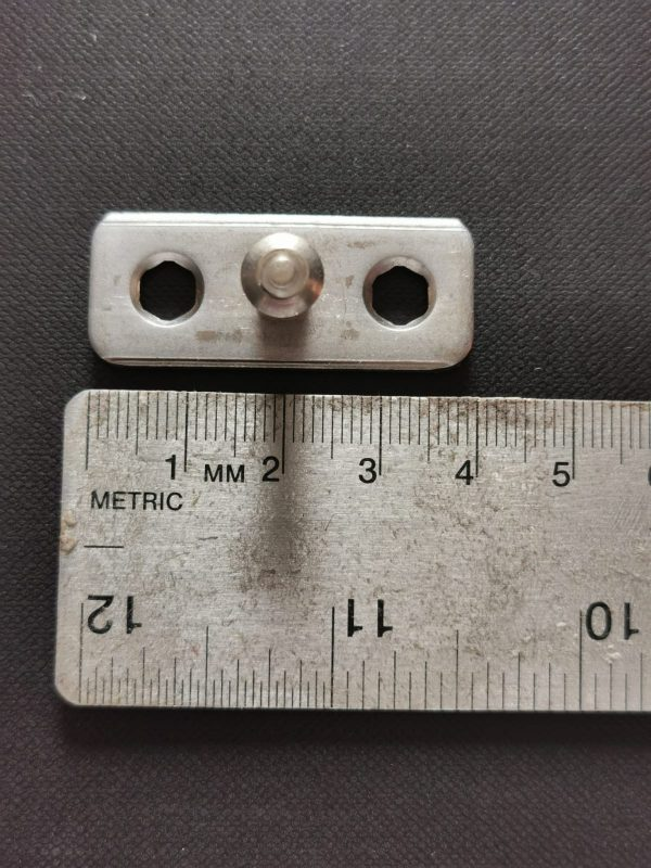 best place to buy 14mm high Stud to suit Window Restrictors, suits both left and right hand versions. Manufactured from stainless steel. Ideal For retro-fitting. Suits 17mm stack height hinged windows near me online store