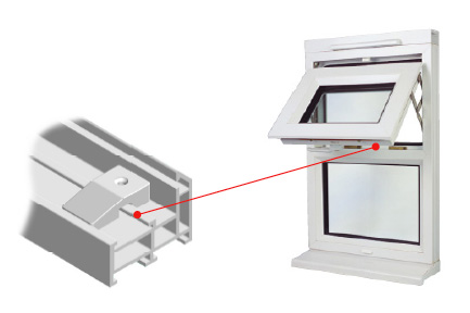 UPVC PLASTIC RUN Up Blocks Risers For Windows And Doors keep s draughts out, seals and secures windows and doors